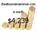 cheetosoneinaminion.com