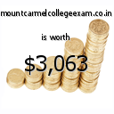 mountcarmelcollegeexam.co.in