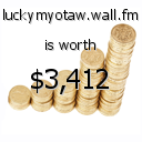 luckymyotaw.wall.fm